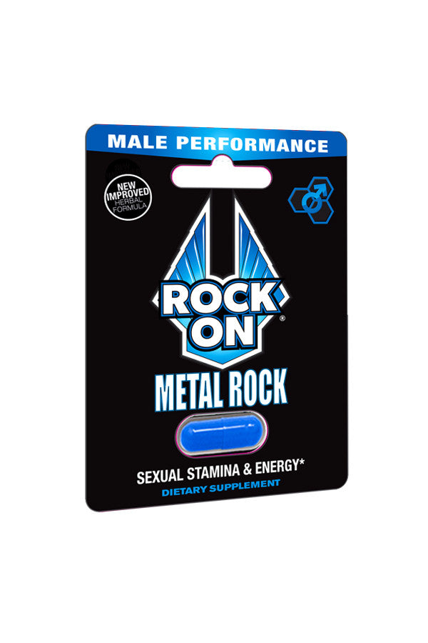 ROCK ON PILL FOR HIM 12PK