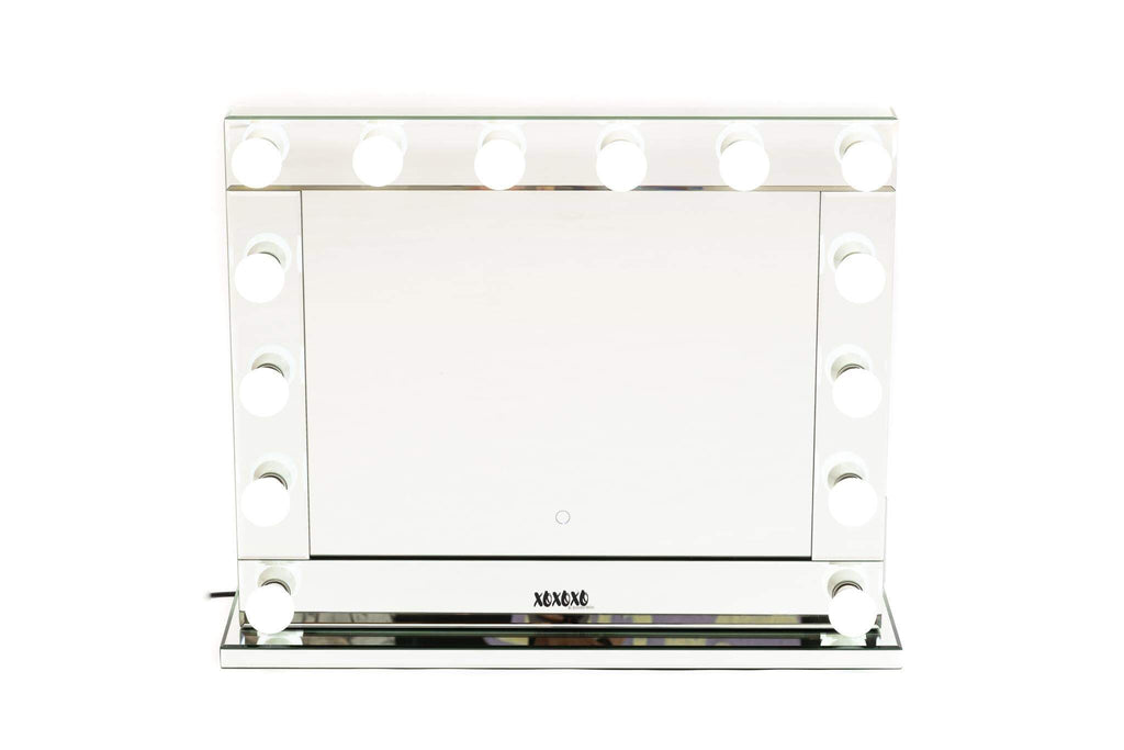 Hollywood Mirror Extra Large With Dimmer & Touch Sensor/Power