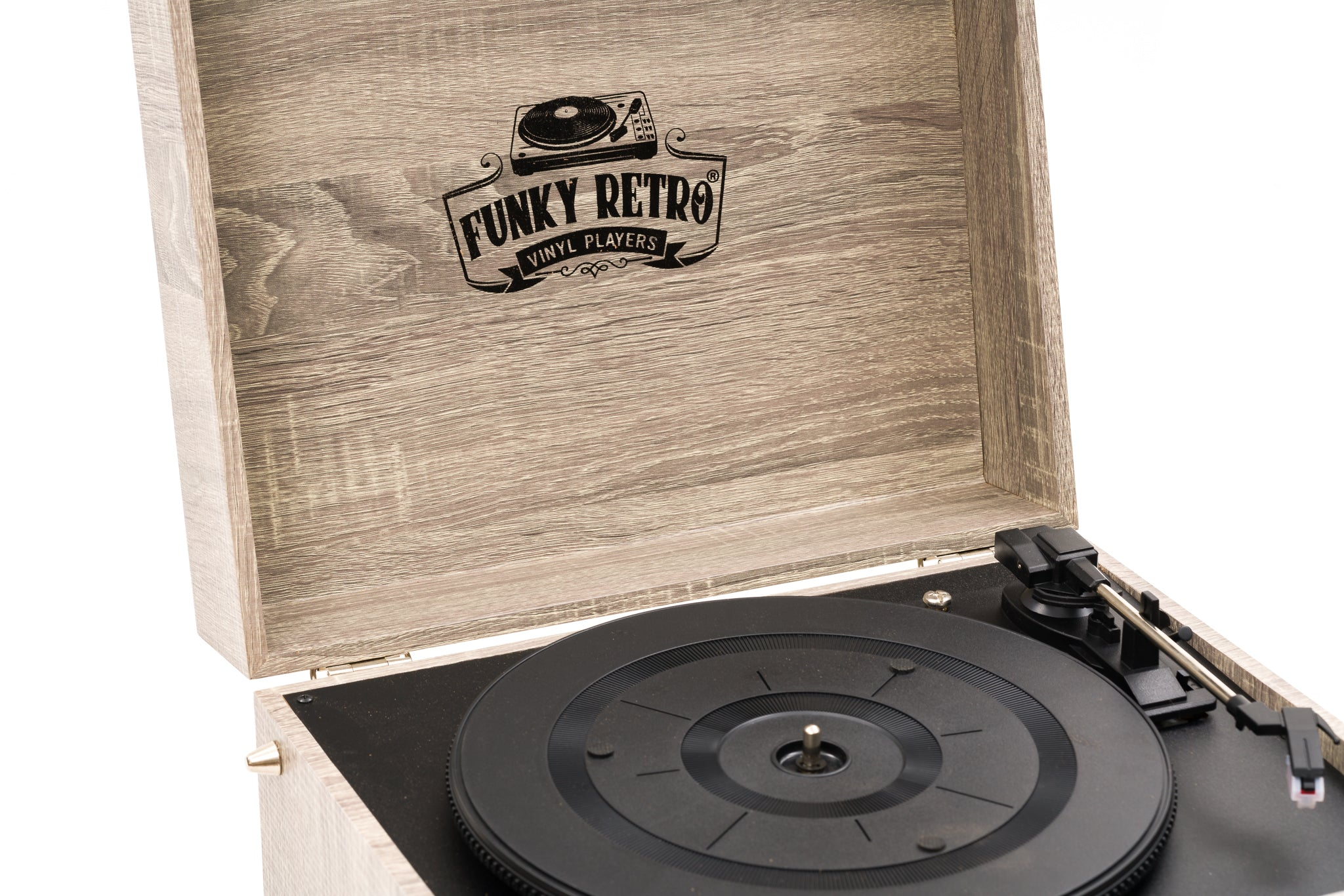 Designer Funky Retro Record / Vinyl Player / Turntable