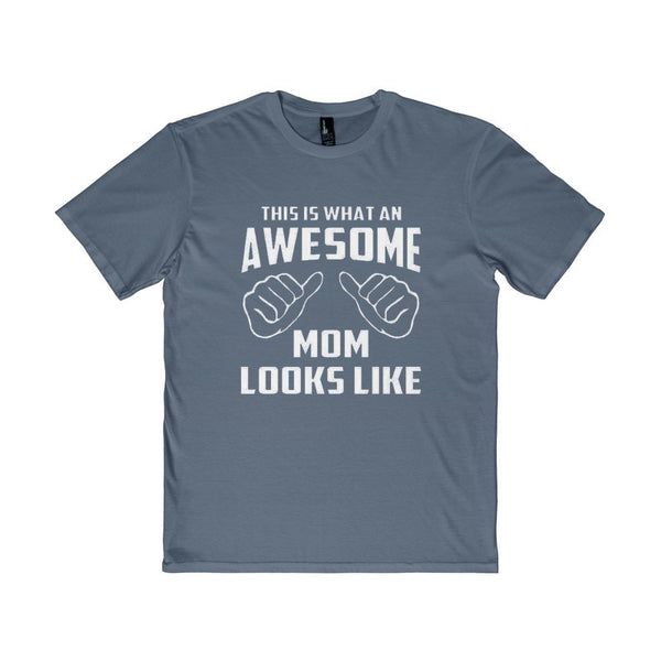 This Is What An Awesome Dad Looks Like Men's District T-Shirt-T-Shirt-AshoppingZ