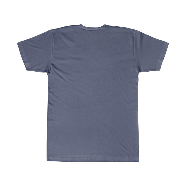 Newton's 1st Law - A Body At Rest - Wants To Stay At Rest - Now Go Away Men's V-Neck-V-neck-AshoppingZ