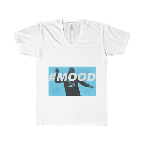 #MOOD Women's V-Neck-V-neck-AshoppingZ