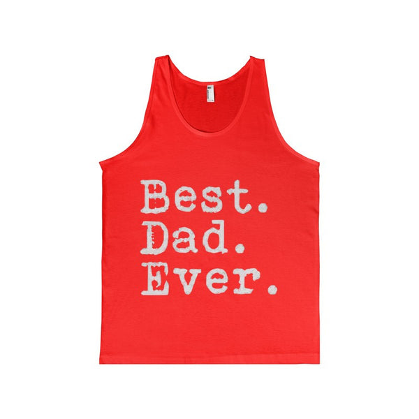 Best Dad Ever Women's Tank-top-Tank Top-AshoppingZ