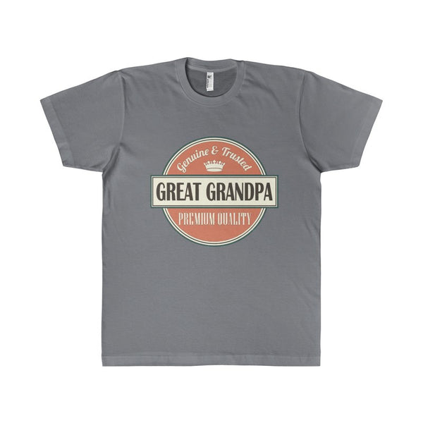 Great Grandpa Women's Unisex T-shirt-T-Shirt-AshoppingZ