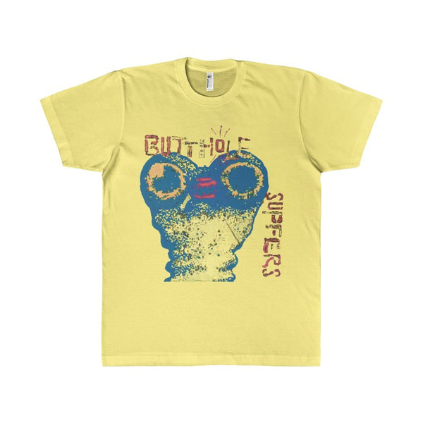 Butthole Surfers Independent Worm Saloon Hits Men's T-Shirt-T-Shirt-AshoppingZ
