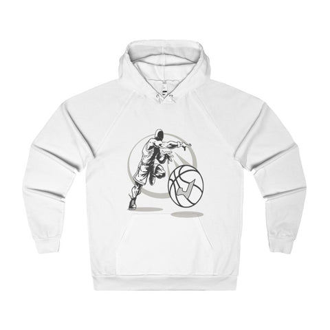 Basketball Men's Hoodie-Hoodie-AshoppingZ