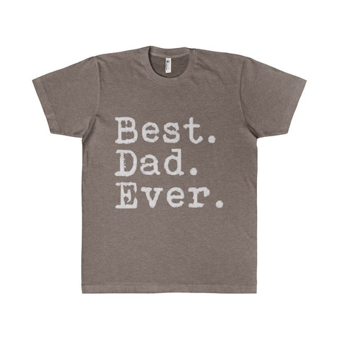 Best Dad Ever Men's T-Shirt-T-Shirt-AshoppingZ