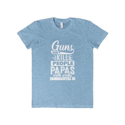 """Guns don't kill people"" Grandfather Women's T-shirt-T-Shirt-AshoppingZ"