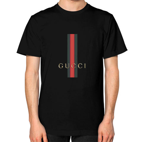 Gucci Logo For 2016 Men's T-Shirt Black AshoppingZ.com