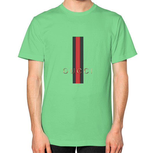 Gucci Logo For 2016 Men's T-Shirt Grass AshoppingZ.com