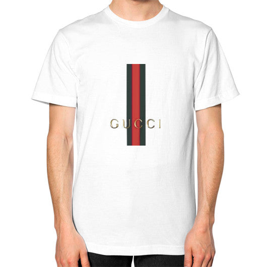 Gucci Logo For 2016 Men's T-Shirt White AshoppingZ.com