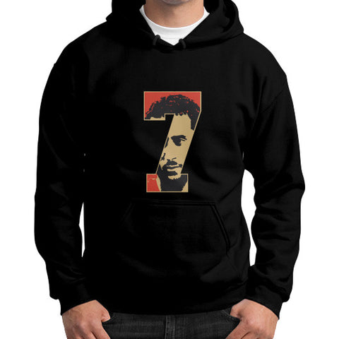 #Kaepernick Apparel Men's Gildan Hoodie Black AshoppingZ.com