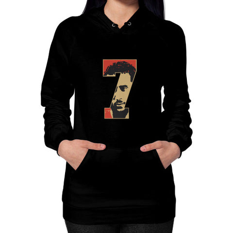 #Kaepernick Apparel Women's Hoodie Black AshoppingZ.com