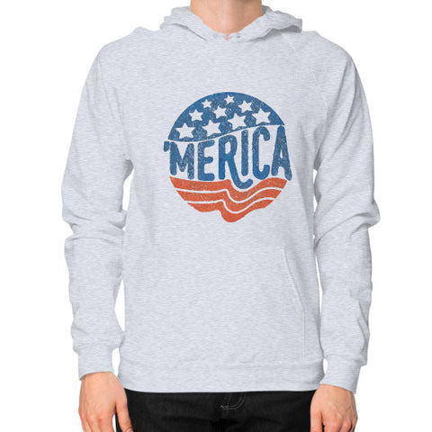 'MERICA | Legendary American Patriot Men's Hoodie - AshoppingZ.com - 1