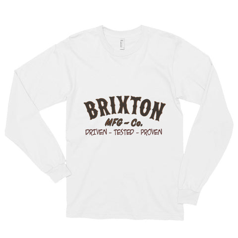 Brixton Long sleeve t-shirt (unisex)--AshoppingZ