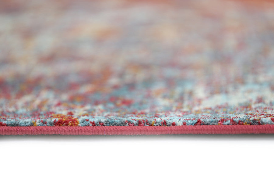 Pomona Abstract Multi Coloured Rug