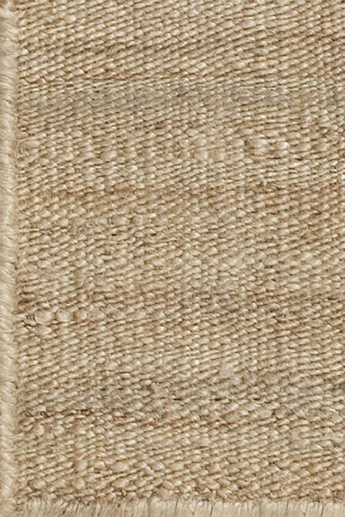 Amazon Beach Hand-Woven Jute Rug