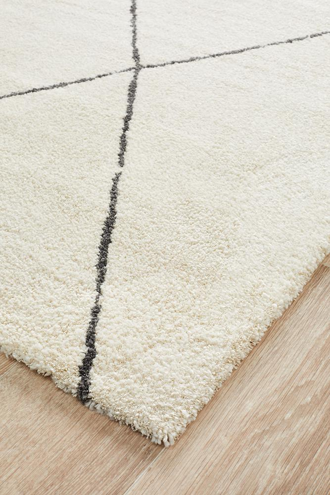 Aldrin Transitional Diamond Ivory Rug - Coconapple_3