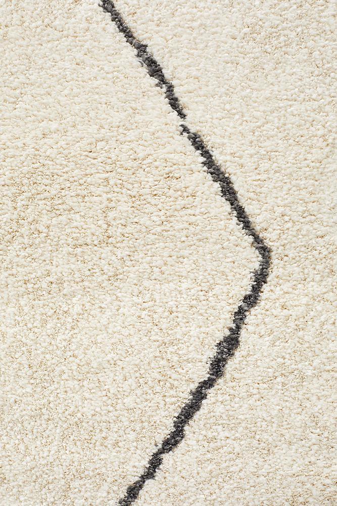 Aldrin Transitional Diamond Ivory Rug - Coconapple_6