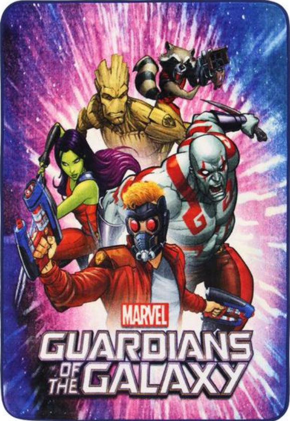 Super Kids Marvel Guardians Of Galaxy Fun Floor Rug