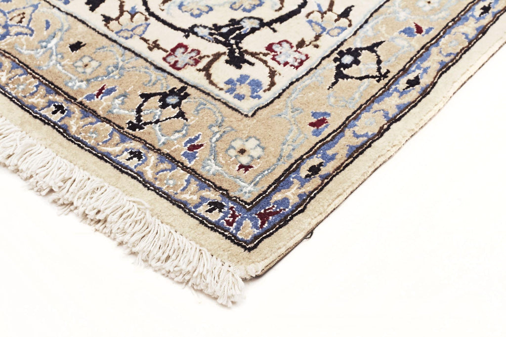 Traditional Naein Persian Rug - Size: 254x353cm - Coconapple_5