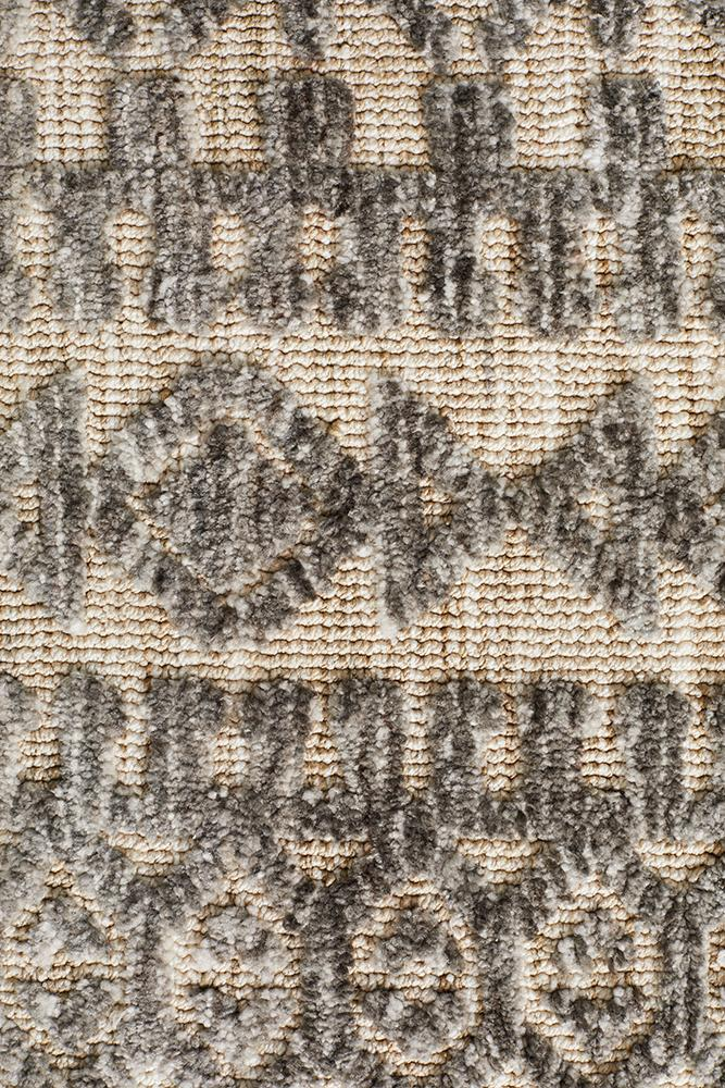Moher Tribal Beige Taupe Rug - Coconapple_6