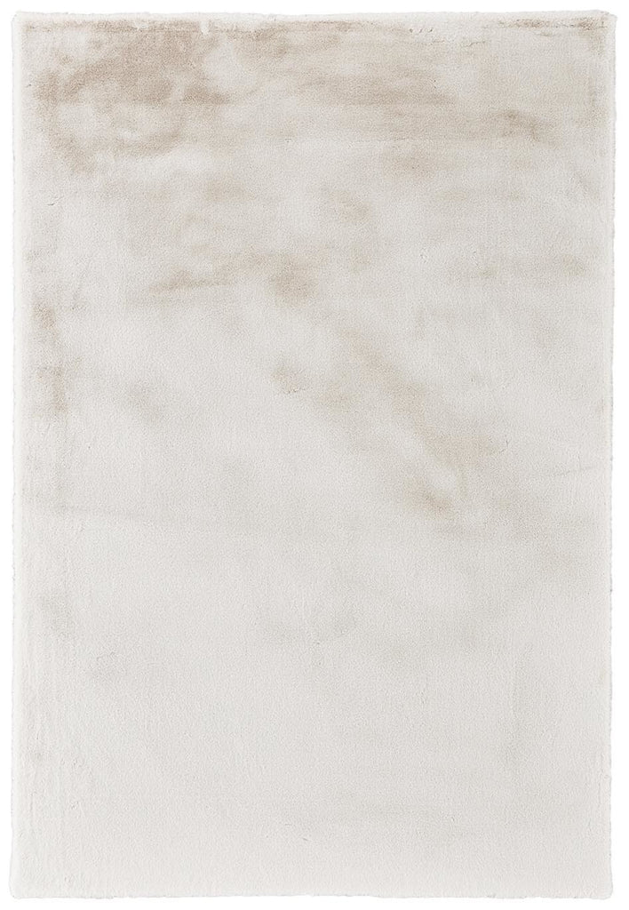 Etalon Faux Fur Cream Super Soft Shaggy Rug