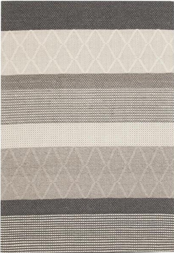 Hayden Wool Hatch Textured Rug