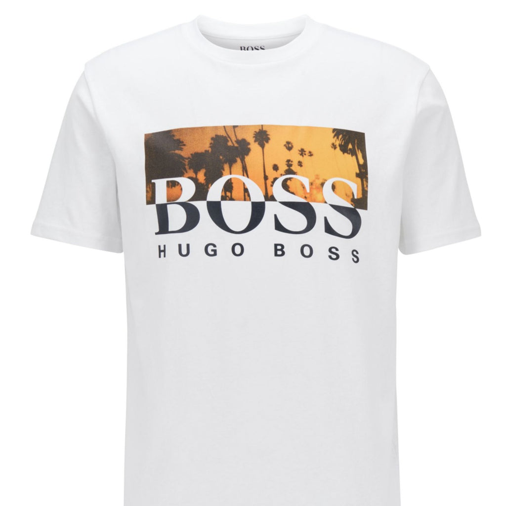 Hugo Boss TSummer T-Shirt - Ignition For Men