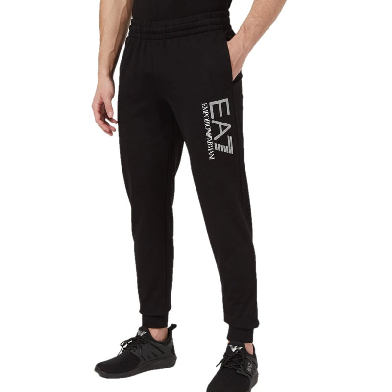 EA7 Cotton Joggers Black 3KPp53 PJ05Z 1200