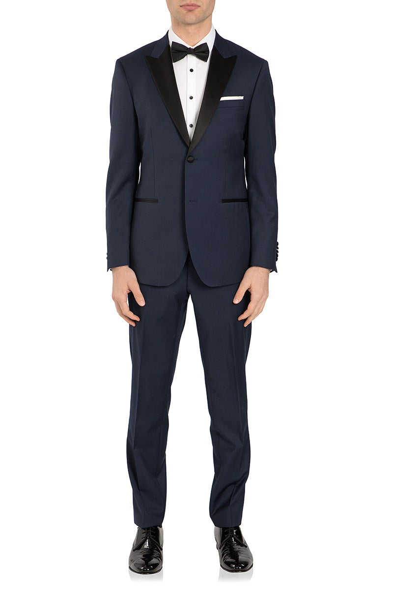 Gibson Quantum Navy 2pce Suit - Ignition For Men