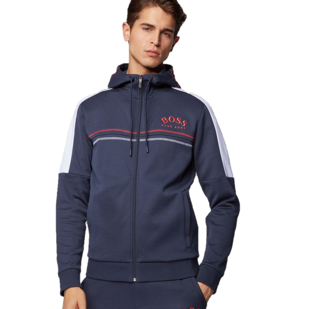 Hugo Boss Athleisure Saggy Sweatshirt - Ignition For Men
