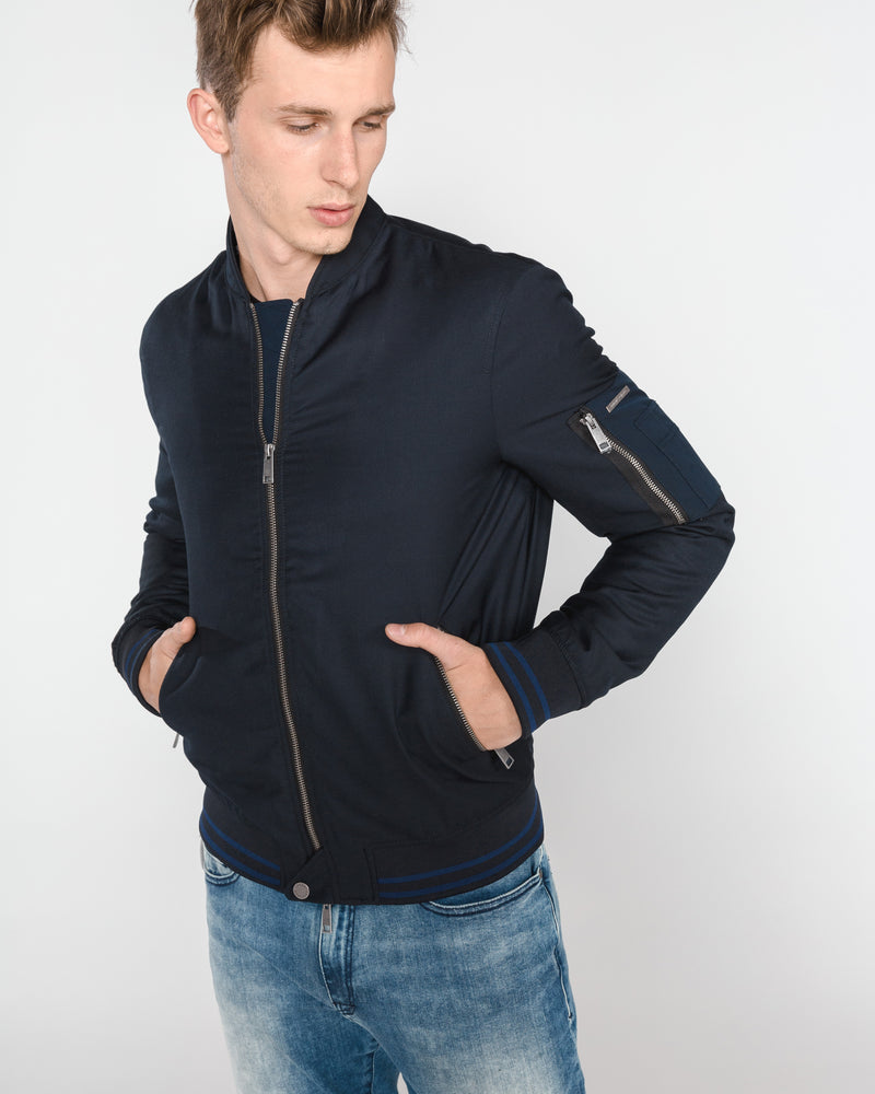 Armani Exchange Bomber - Ignition For Men