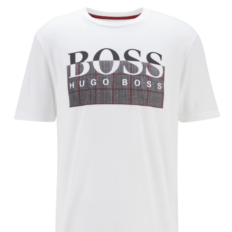 Hugo Boss Casual T-Shirt 50439032 10139980 101 White