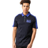 Armani Exchange Bicolour Polo 3GZFAA-ZJH4Z Navy/Marine