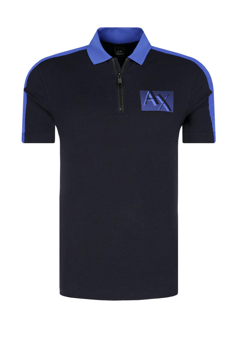 Armani Exchange Bicolour Polo - Ignition For Men