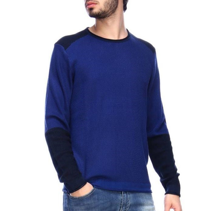 Armani Exchange Sweater 3GZM1P ZMU7Z Navy