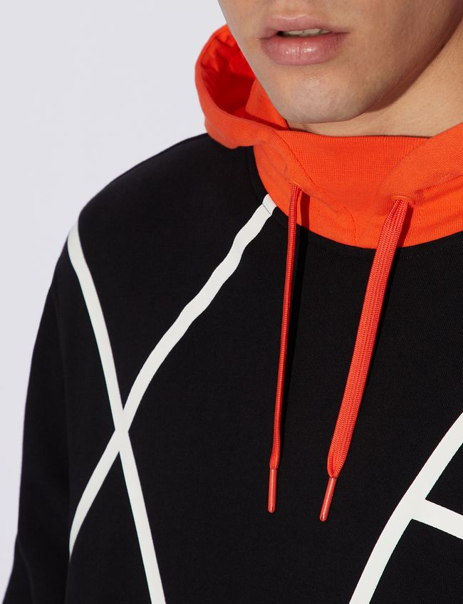 Armani Exchange Hoody - Ignition For Men