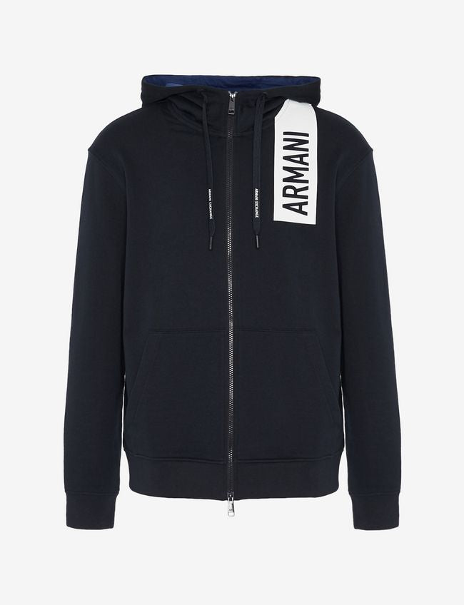 Armani Exchange Hooded Sweatshirt - Ignition For Men