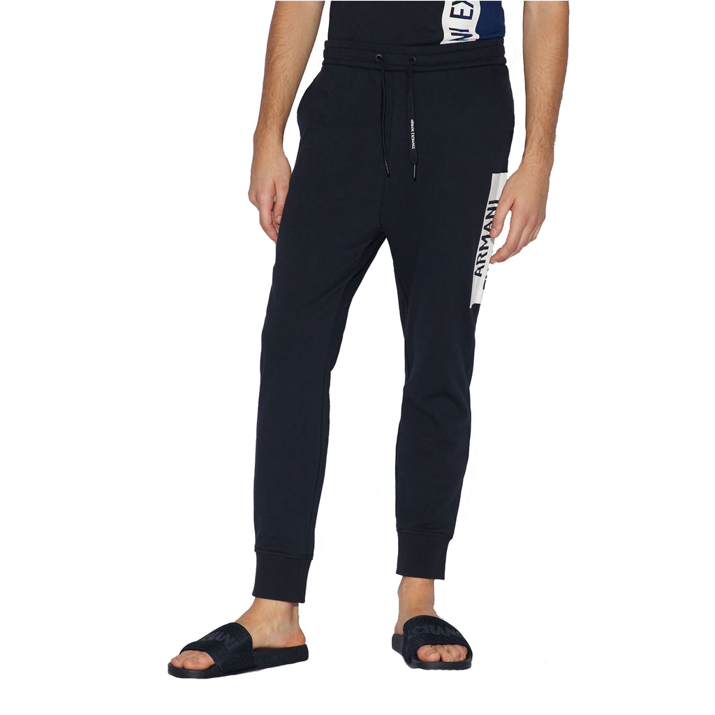 Armani Exchange Tracksuit Pants 3GZPAD-ZJ5CZ navy