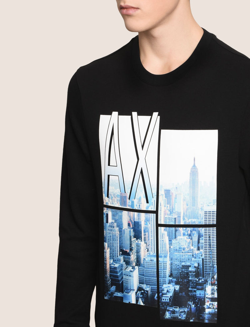 Armani Exchange Jumper - Ignition For Men