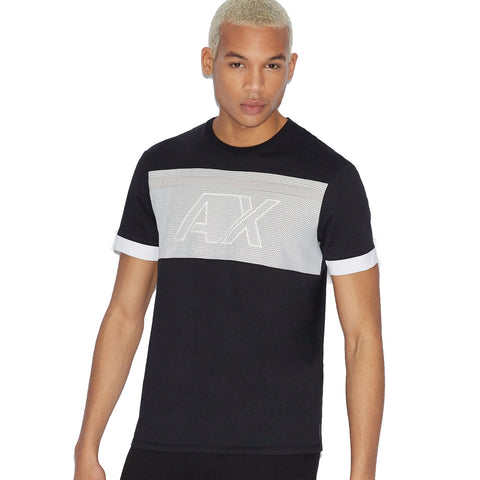 Armani Exchange Bicolour Polo