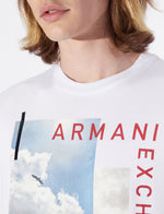 Armani Exchange Graphic T-Shirt - Ignition For Men