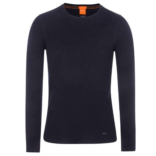 Boss Orange Knit 50314171 Dark Navy