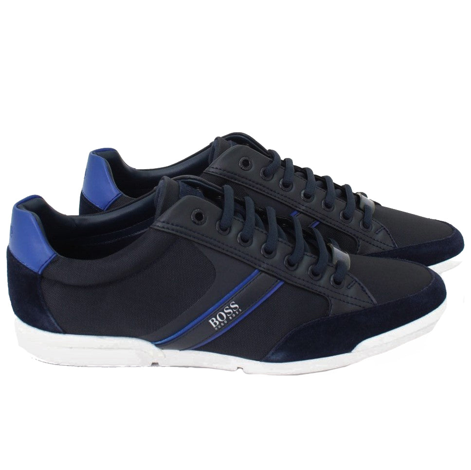 Hugo Boss Saturn Lowp Sneakers - Ignition For Men