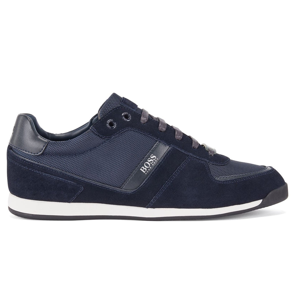 Hugo Boss Glaze Sneakers - Ignition For Men