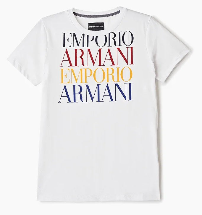 Emporio Armani Kids T-Shirt Set - Ignition For Men