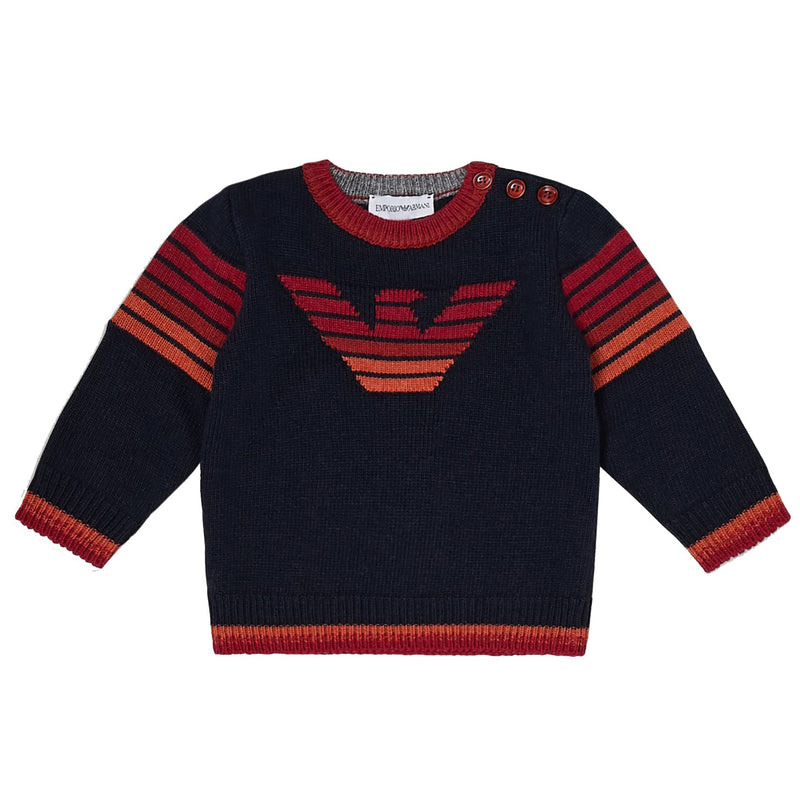 Emporio Armani Kids Sweater - Ignition For Men