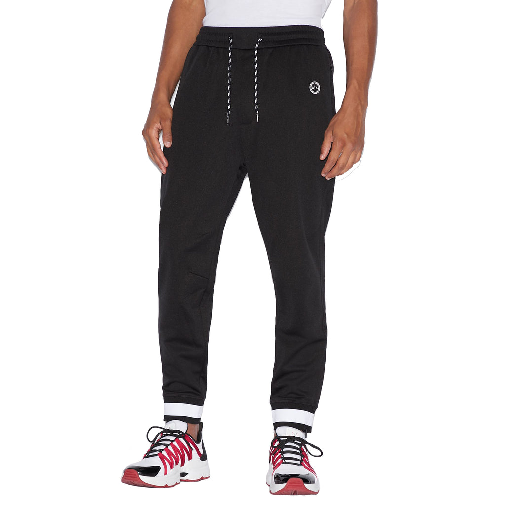 Armani Exchange Tracksuit Trousers 6GZP70-ZJ1QZ-1200 Black