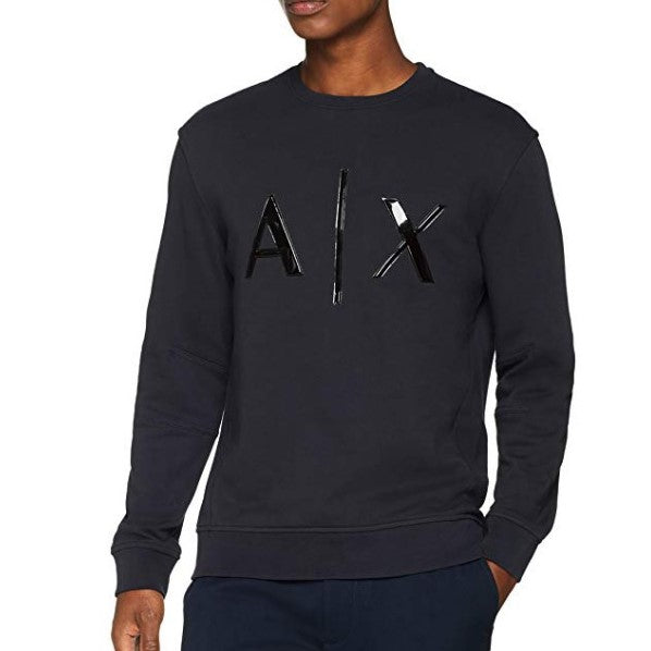 Armani Exchange Sweatshirt 6ZZM94-ZJU1Z Navy